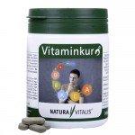 Vitaminkur MANN - 180 Presslinge von Natura Vitalis®