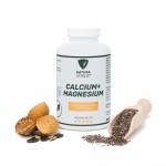 Calcium + Magnesium - 240 Presslinge - HOCHDOSIERT